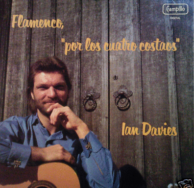 flamenco ukulele | Ian Davies album cover